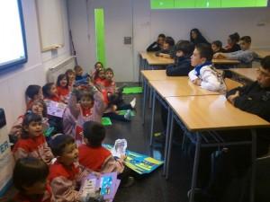 Projecte educació infantil 1