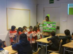 Projecte educació infantil